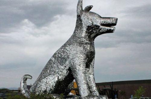 Oversized-Silver-Dog