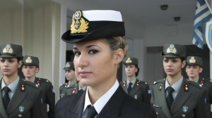 Top 10 Most Attractive Female Armed Forces
