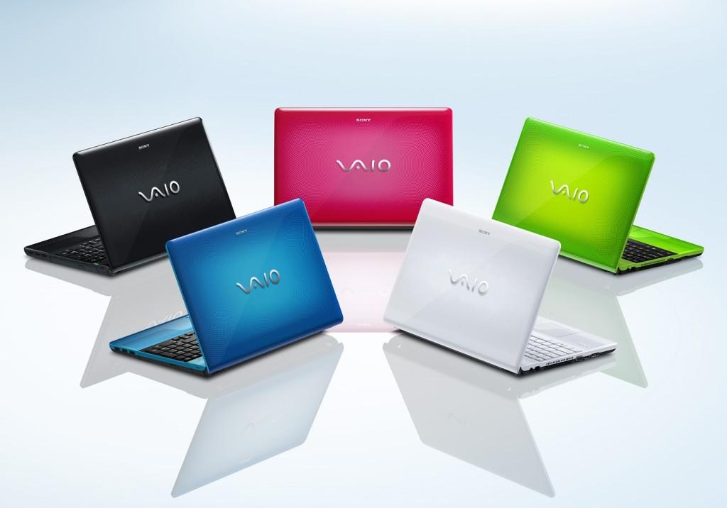 Sony-Vaio-laptops