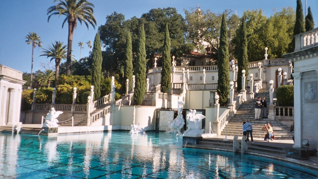 The Hearst Mansion