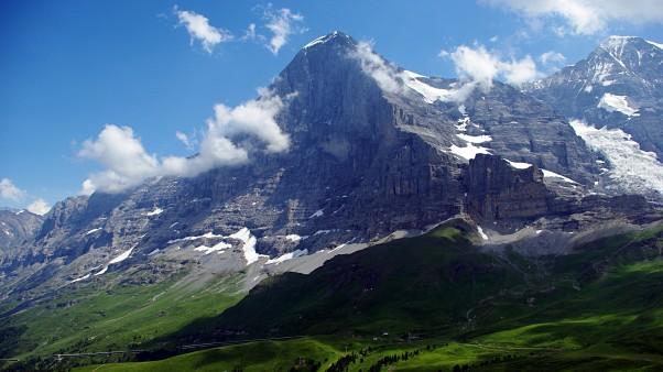 eiger mountain