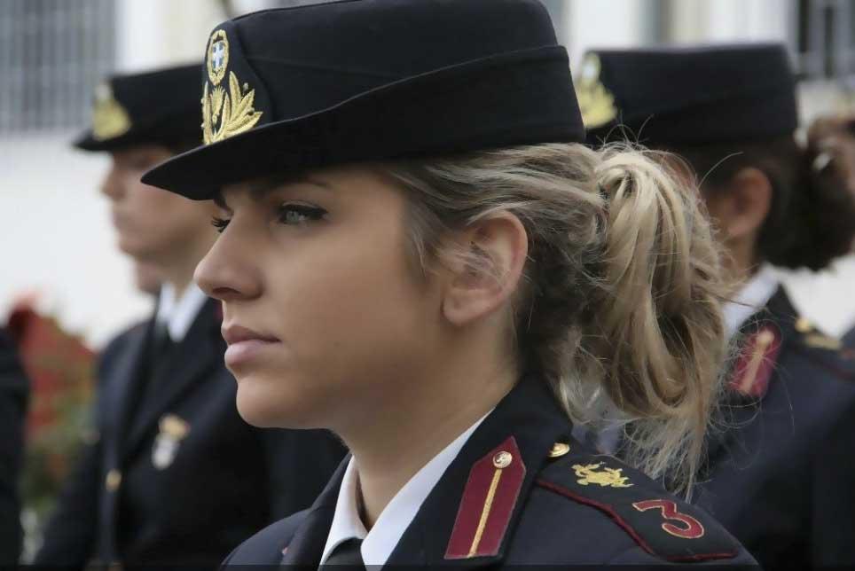 female women British-Army