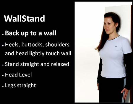 wall stand