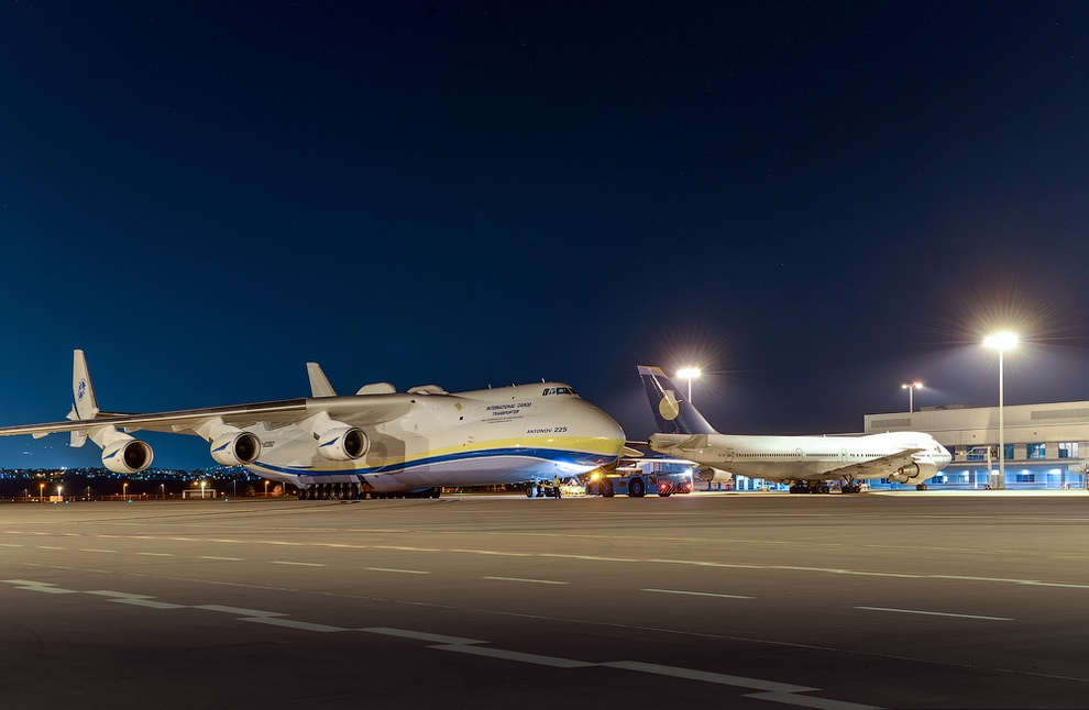 worlds big aeroplane