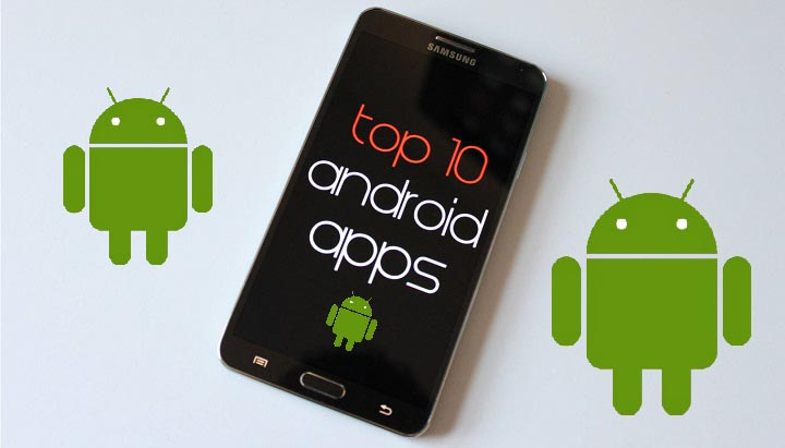 Top 10 Best Android Apps in 2014