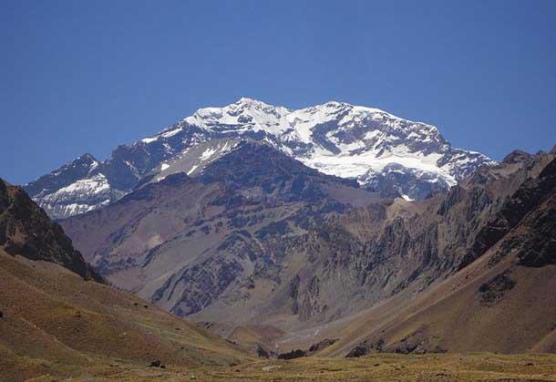 Aconcagua mountain pictures