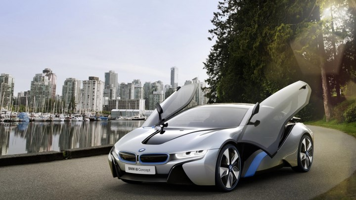 10 Expensive Hybrid Electric Cars
