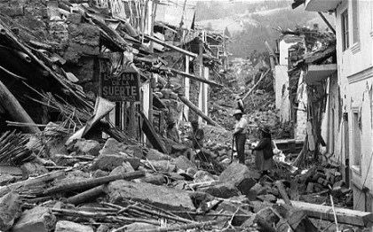 Ecuador-Colombia Earthquake, 1906 pictures