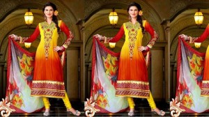 Eid Ul Fitr Dresses Collection For Girls 2014