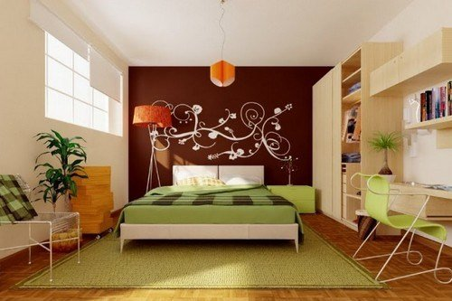 Featured-Wall-Modern-Bedroom