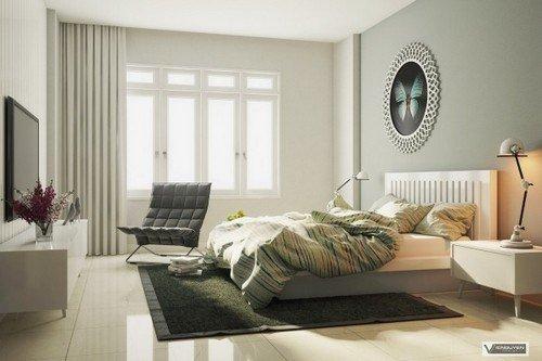Green-Sunny-Bedroom