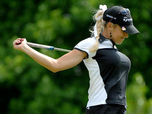 Natalie Gulbis hot cute hd sexy beautiful