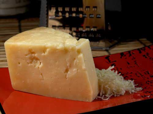 Parmesan Cheese for health