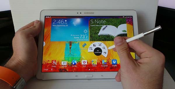 Samsung Galaxy Note 10.1 final edition