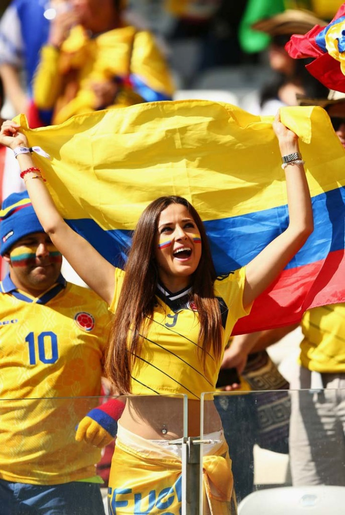 Sexy-World-Cup-fans 2014 FIFa