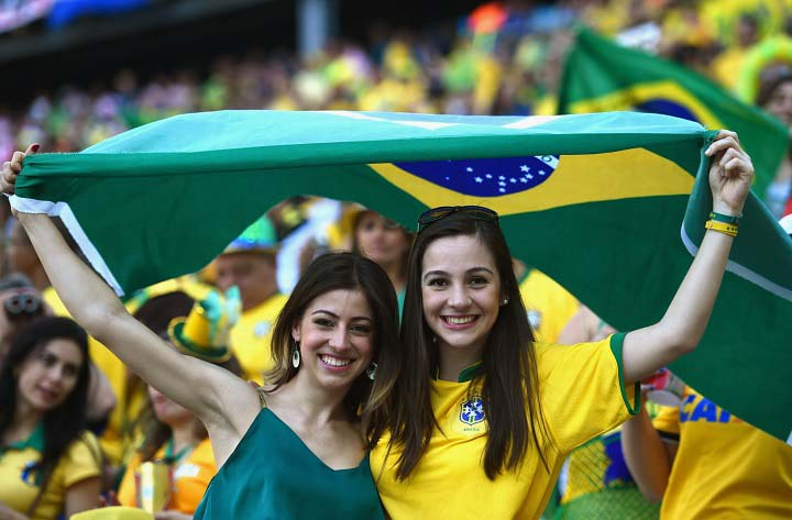 Sexy-world-cup-fans of fifa 2014 female hottest fan