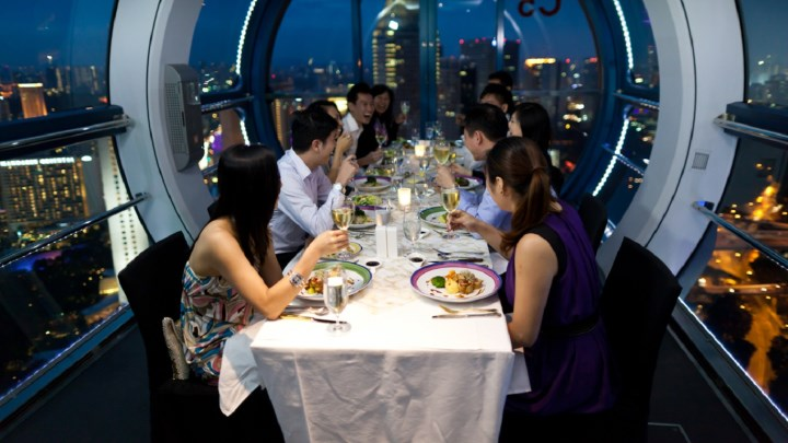 10 Mind Blowing Restaurants Around The World