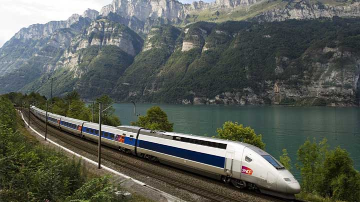 Top 10 Worlds Fastest Trains