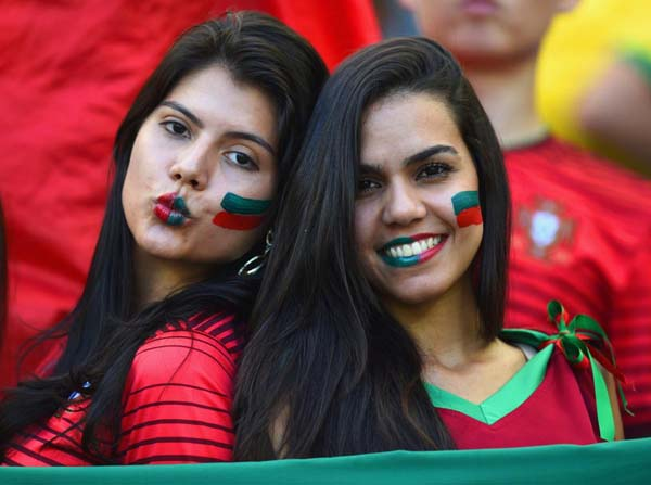 The-Hottest-fans-of-the-FIFA-2014-World-Cup-sexy cute hot beautiful gorgeous lovely romantic