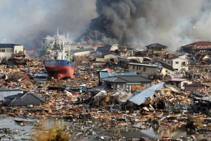 Tohoku Earthquake, 2011 pictures