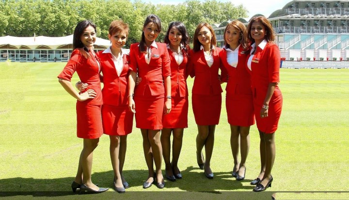 Top 10 Most Attractive air hostess