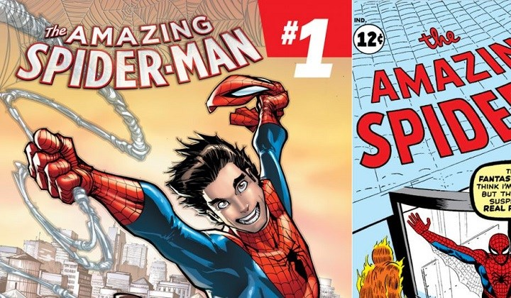 Top 10 Most Sold Comic Books Of 2013