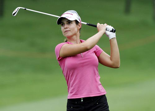 beatriz-recari-golfer hot cute sexy hd