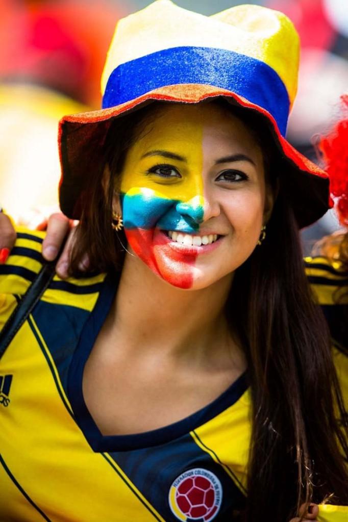 female fan of fifa 2014 Sexy-World-Cup-fans
