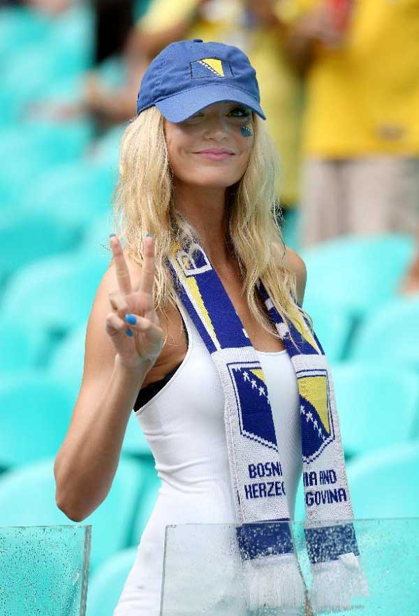 herzegovina fan FIFA World Cup