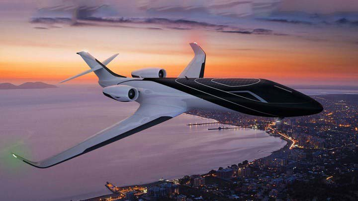 10 Most Luxurious Private Jets In The World