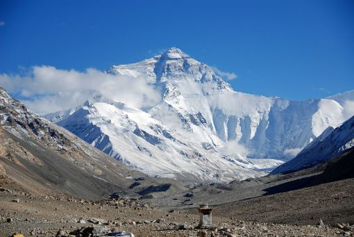 mount-everest-north-face-view