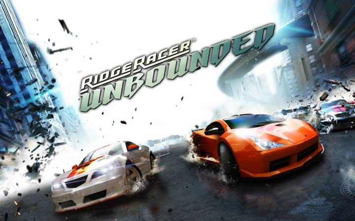 ridge_racer_unbounded_game wallpaper