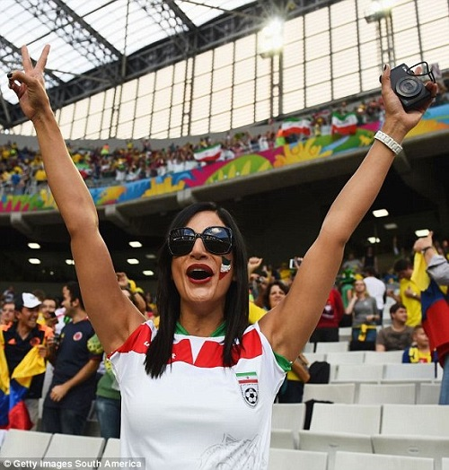 yes won the match Lovely Expressions at fifa 2014 World cup