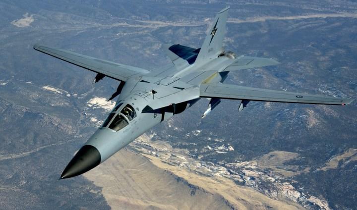 Aardvark F-111