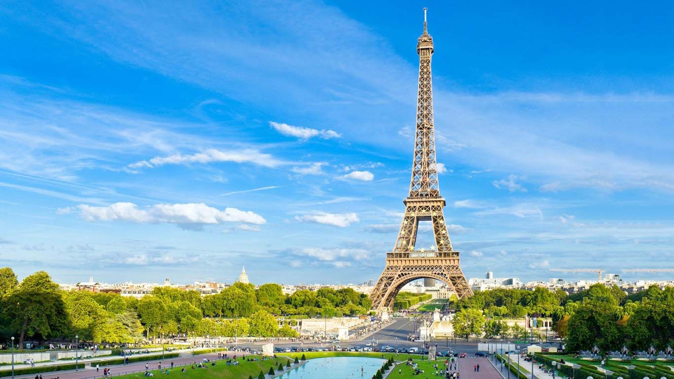 Top 10 beautiful Tourist Destinations in Paris