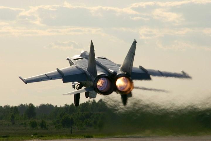 MiG-25 Foxbat