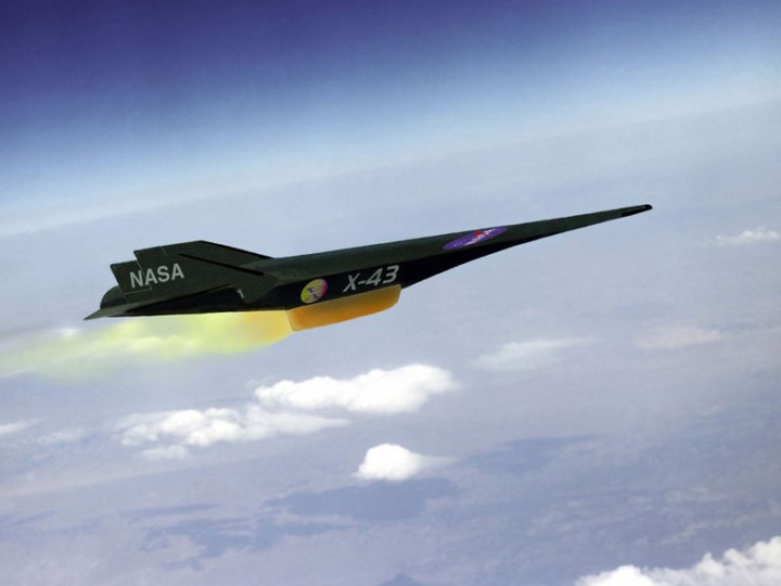 X-43A