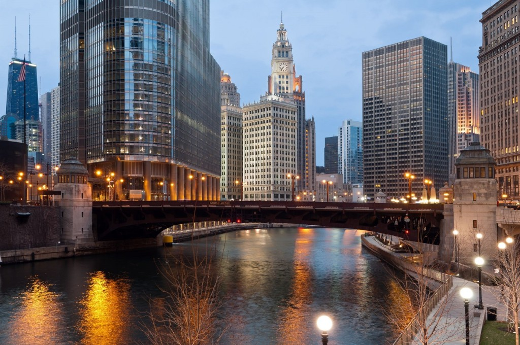 10 Best places to visit in usa Chicago-Illinois
