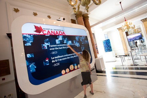 Top 10 Countries with Most Advanced Technology Canada