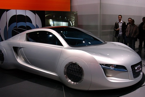 Top 10 Countries with Most Advanced Technology German audi-concept-car-i-robot