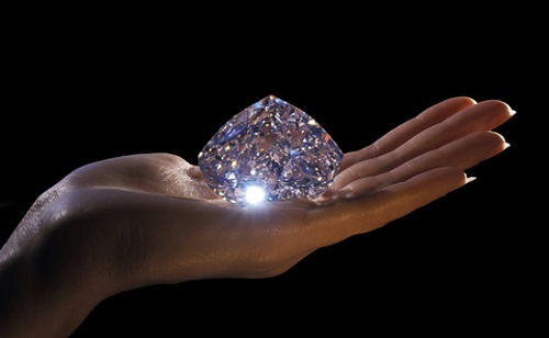 Top 10 Expensive Diamonds in the World De Beers Centenary Diamond