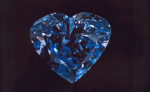 Top 10 Expensive Diamonds in the World The Heart of Eternity