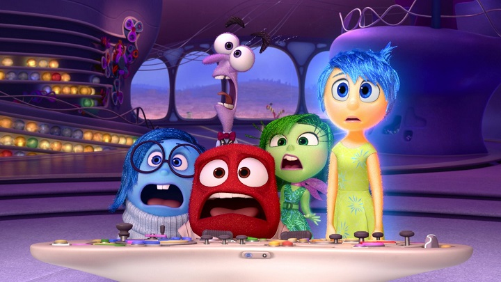 Top 10 Highest Grossing Movies of 2015 Inside Out