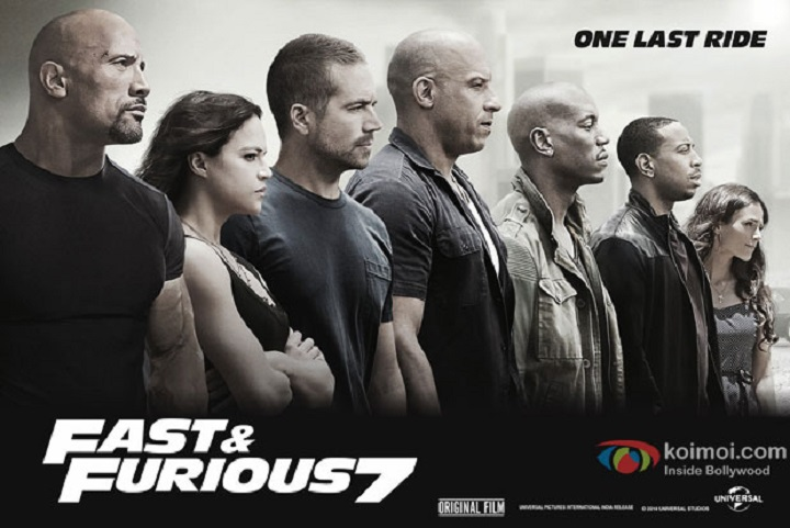 Top 10 Highest Grossing Movies of 2015 furious-7-movie-review