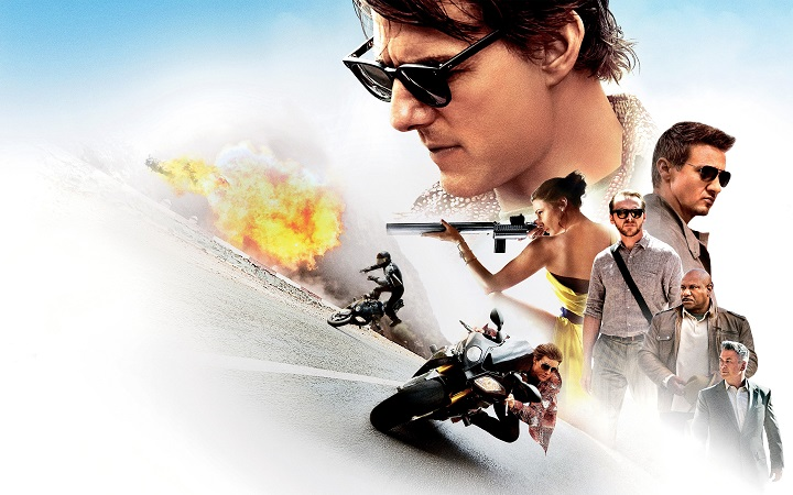 Top 10 Highest Grossing Movies of 2015 mission impossible