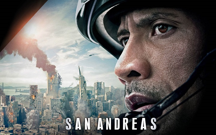 Top 10 Highest Grossing Movies of 2015 san-andreas-movie-wide