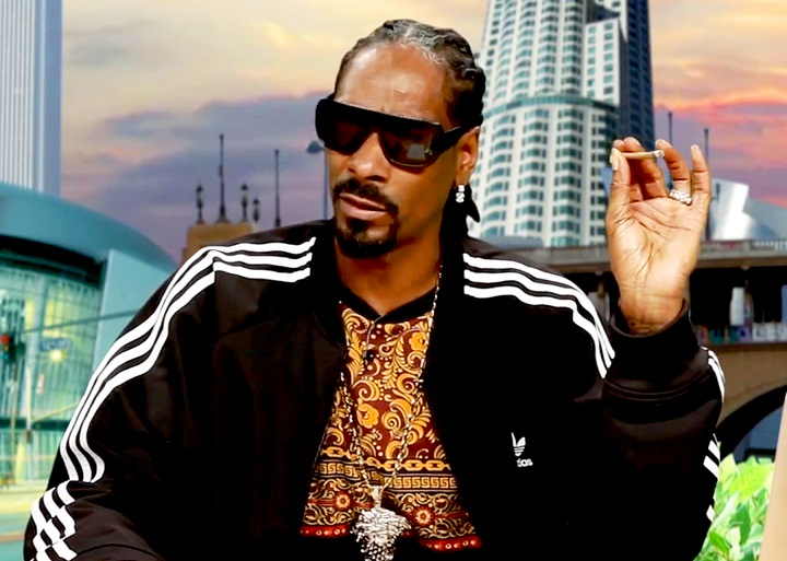 Top 10 The Best Rappers of All Time Snoop Dogg