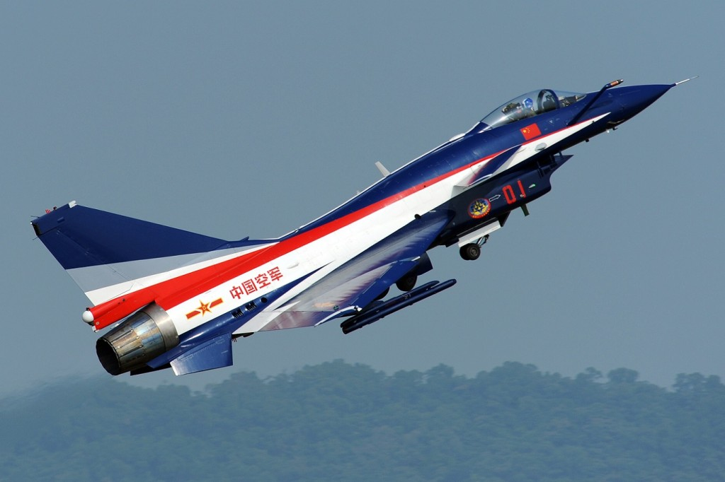 Top Ten Best Fighter Jets in the World China_airforce_J-10