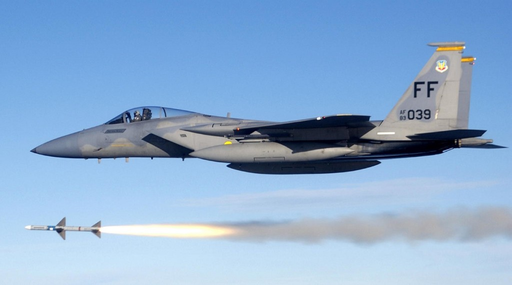 Top Ten Best Fighter Jets in the World F-15 Eagle