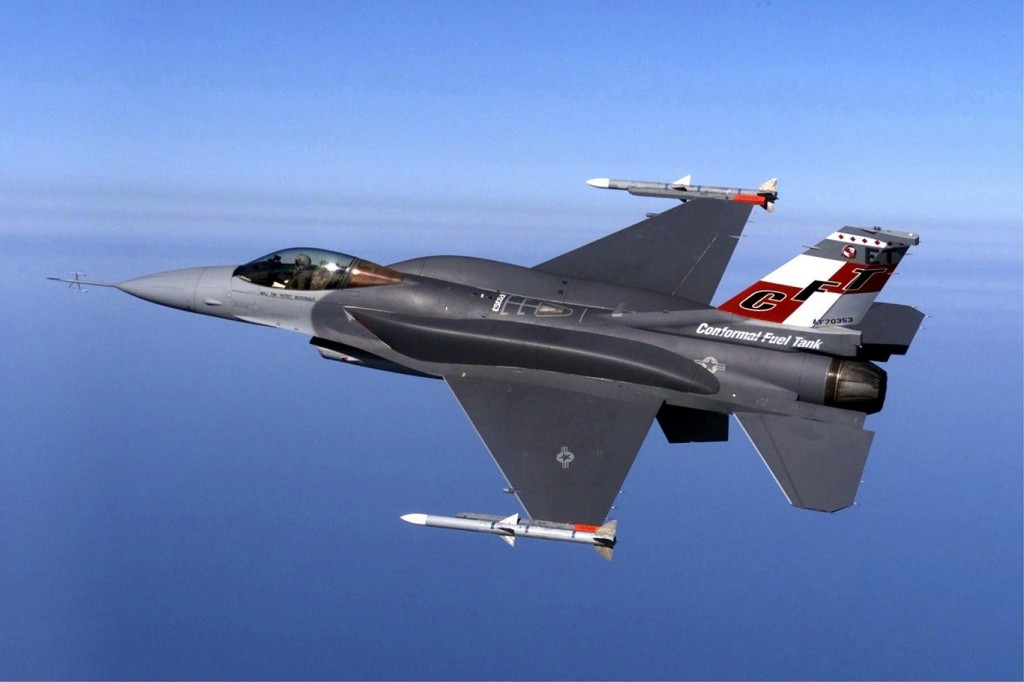 Top Ten Best Fighter Jets in the World F-16 E